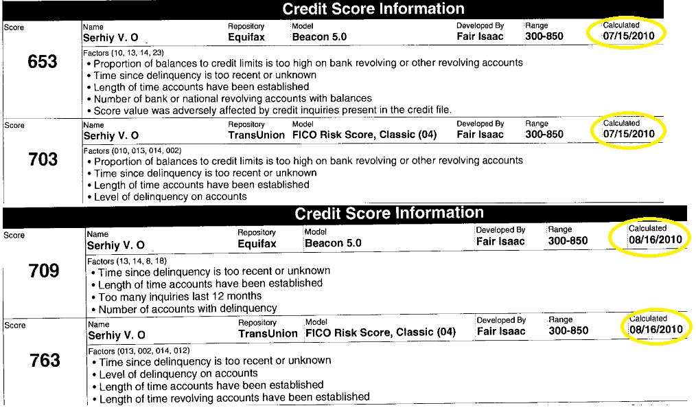 tip to improve your credit score in 30 days!